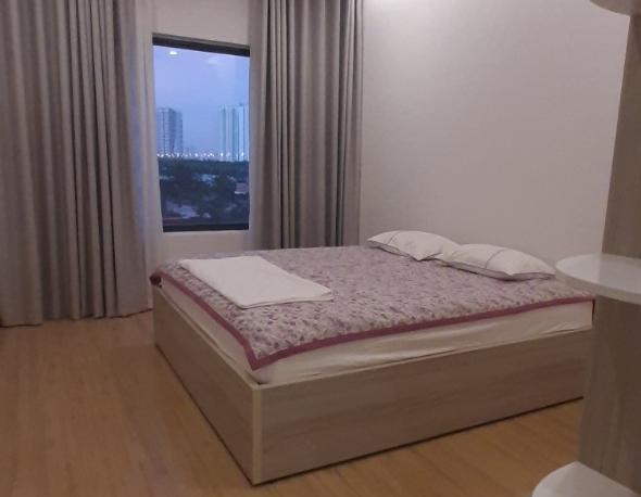 Cho thuê căn hộ New City, Đầy đủ nội thất 1PN, có bancon,Giá 13tr/th. O9I886O3O4